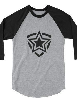 Camiseta Raglán Classic M*